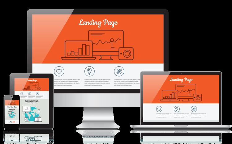 Заказать Landing Page